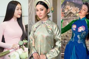 Vẻ đẹp mong manh tựa sương mai của những 'nàng thơ xứ Huế' từng thi Hoa hậu Việt Nam