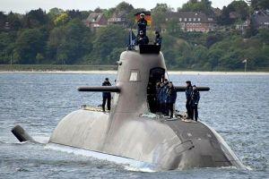 Tàu ngầm Đức có thiết bị quân sự nào của Nga?