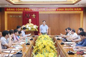 Tuyên truyền đa dạng, chú trọng các nội dung cử tri Hà Tĩnh quan tâm về bầu cử