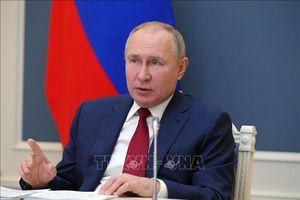 Tổng thống Putin tiết lộ lý do không công khai hình ảnh tiêm vaccine COVID-19