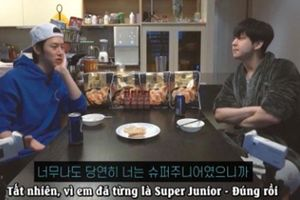 Kibum (Super Junior) hé lộ lý do không tham gia show giải trí sau khi rời nhóm, fan lại réo tên Sungmin
