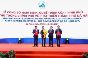 Đà Nẵng sẽ trở thành trung tâm tài chính khu vực trong 20 năm tới