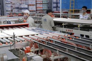 'Thâu tóm' công ty gạch CMS, Nhựa Đồng Nai đặt mục tiêu tham vọng gì?