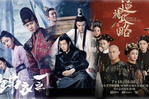 5 phim Hoa ngữ được xem nhiều nhất tại Hàn Quốc: 'Trần tình lệnh' vượt mặt 'Diên hi công lược'!