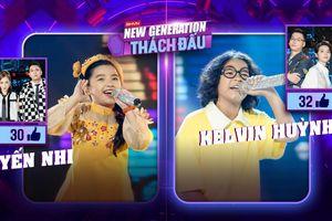Kelvin Huỳnh 'ghi bàn' ấn tượng, BGK loại Yến Nhi: BigDaddy cứu học trò cưng khiến sân khấu vỡ òa