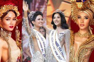 Hoàng Thùy bất ngờ ủng hộ Miss Universe Vietnam trao 2 vương miện cho 2 hoa hậu?