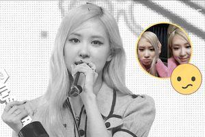 Knet bỗng 'nảy lửa' khi Rosé cảm ơn nhầm show âm nhạc trên livestream: Dễ thương hay thiếu chuyên nghiệp?