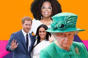 Nữ hoàng Anh nhận hàng trăm lá thư ủng hộ sau phỏng vấn 'tố người nhà' của vợ chồng Harry - Meghan