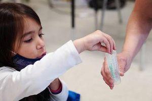 Trẻ càng nhỏ càng có kháng thể mạnh với SARS-CoV-2