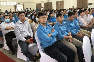 TP.HCM phát động hội thi 'Công nhân, viên chức, lao động với ngày hội non sông'