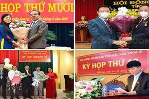 Nhân sự mới tuần qua: Bắc Kạn, Tuyên Quang, Hải Dương và Kon Tum có tân lãnh đạo