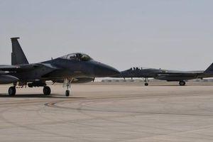 Hé lộ 'bàn đạp' của không quân Mỹ sẽ sử dụng để gây sức ép với Iran