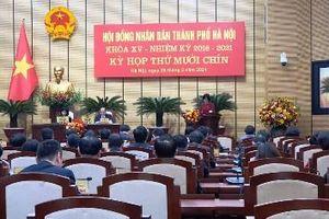 Hà Nội: Đầu tư 5 dự án với số vốn 1.755 tỷ đồng