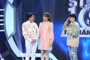 Hiếm hoi tham gia gameshow cùng nhau, Trấn Thành - Hari Won ăn ý tại 'Siêu Tài Năng Nhí'
