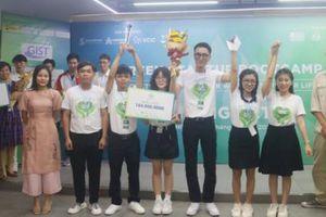 Green Start-up Bootcamp 2021 chính thức trao giải