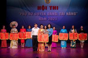 Hội thi 'Phụ nữ duyên dáng, tài năng' của Công đoàn Bộ VHTTDL: Xin được gọi các thí sinh là những 'diễn viên'...