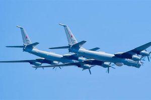 NORAD căng thẳng theo dõi máy bay săn ngầm Nga