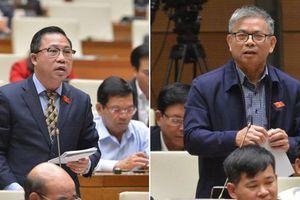 Tranh luận 'nóng' giữa ĐB Lưu Bình Nhưỡng và ĐB Nguyễn Thanh Hồng về tỉ lệ oan sai