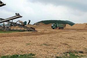 Dự án nạo vét hồ Mậu Lâm chậm tiến độ: Báo Người Lao Động phản ánh là đúng