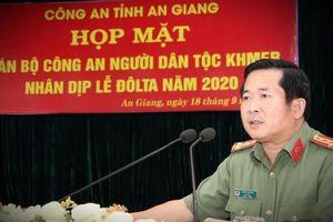 Giám đốc Công an An Giang nói về 3 'chiến dịch' lớn