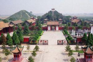 Lăng mộ hoàng đế xây trong nửa thế kỷ, lăng Tần Thủy Hoàng thua xa?