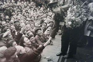 Bộ ảnh ấn tượng đất nước - con người Liên Xô năm 1961
