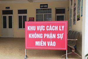 Thanh Hóa: Phê bình Giám đốc Trung tâm Y tế huyện do chậm trễ truy vết F1