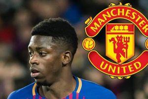 Tin chuyển nhượng cầu thủ: MU quan tâm Ousmane Dembele, Liverpool sẽ chiêu mộ 2 trung vệ thay thế Matip