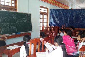 Quảng Nam: Nhiều giáo viên đã nhận quyết định nghỉ hưu nhưng lại chưa được nghỉ