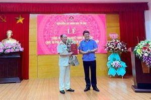 Bổ nhiệm Phó Viện trưởng VKSND tỉnh Quảng Ninh