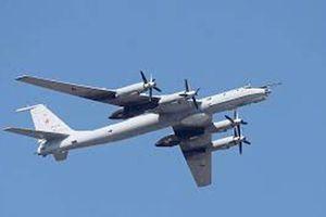 Mỹ phát hiện máy bay Tu-142 của Nga trong vùng nhận dạng phòng không Alaska
