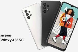 Phiên bản Galaxy A32 5G và A52 5G chính thức lên kệ giá 10,1 triệu