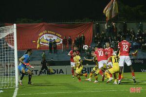 V.League 4 vòng đấu tới: Hồng Lĩnh Hà Tĩnh 'dễ thở'