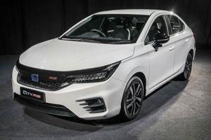 Khám phá Honda City RS Hybrid: Siêu tiết kiệm xăng, giá gần 600 triệu đồng