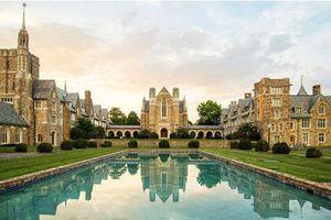 Điểm danh những ngôi trường đẹp nhất ở Mỹ