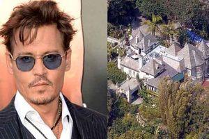 Người đàn ông đột nhập vào biệt thự Johnny Depp để... tắm, phong thái tự nhiên như ở nhà
