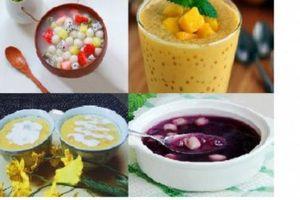 5 cách nấu chè trân châu thơm ngon, ngọt mát, giải nhiệt ngày hè