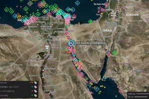 Giới chức Suez công bố thời gian kênh đào Suez có thể hoạt động bình thường