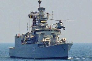 Mỹ, Ấn Độ tập trận hải quân chung để gửi tín hiệu tới Trung Quốc
