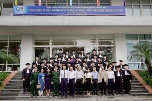 Đại học Luật Hà Nội: Lễ tốt nghiệp khóa đầu tiên ngành Luật pháp chế Bộ, Ngành