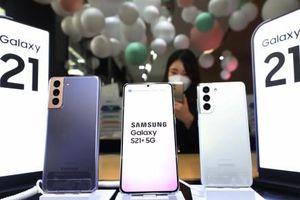 Đánh bại Apple, Samsung giành lại vị trí nhà sản xuất smartphone lớn nhất thế giới