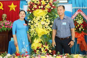 Hội LHPN xã Bàu Lâm tổ chức Đại hội điểm cấp cơ sở