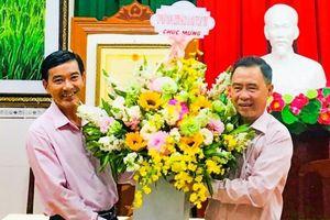Ông Nguyễn Vũ Phương được bầu làm Chủ tịch Hội Nông dân thành phố