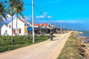 Vạn Ninh chuẩn bị xây kè biển chống xói lở