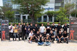 Redline ra mắt CLB đua xe ô tô tại Sài Gòn