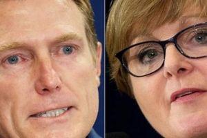 Hai bộ trưởng Úc đồng loạt 'bay ghế' sau bê bối hiếp dâm chấn động