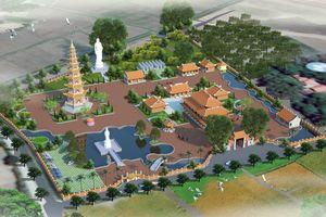 Nghệ An: Lập quy hoạch xây dựng chùa Long Đồng