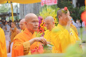 Quảng Nam: Chùa Phổ Minh an vị tôn tượng Bồ-tát Quan Thế Âm lộ thiên cao 15m
