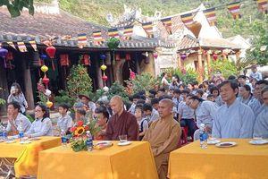 Kỷ niệm 56 năm ngày thành lập Gia đình Phật tử Hải Tạng