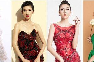 Dàn siêu mẫu Việt được mệnh danh 'đệ nhất vedette' một thời giờ ra sao?